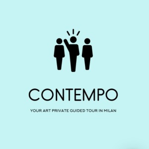 Logo Contempo, your private art guided tour in Milan